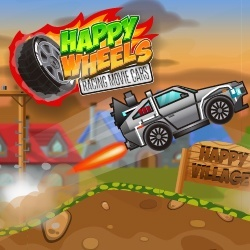 Happy Wheels Racing Movie Cars Game Play On Iphone Android And